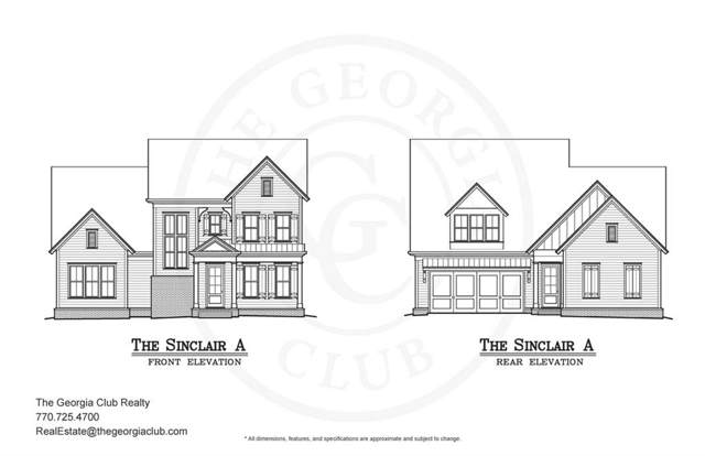1686 Georgia Club Drive, Statham, GA 30666 (MLS #6607202) :: RE/MAX Paramount Properties