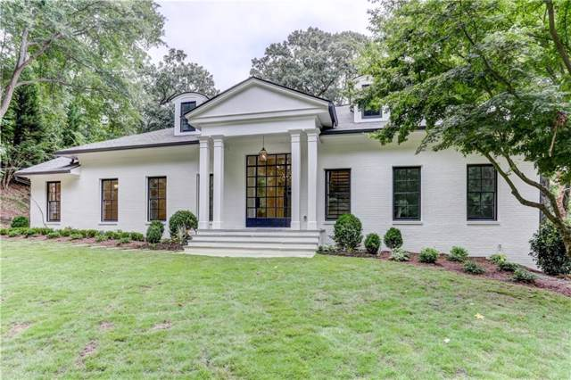 3485 Paces Ferry Road, Atlanta, GA 30327 (MLS #6607207) :: RE/MAX Paramount Properties