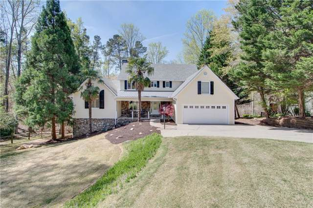 5425 Pine Forest Road, Gainesville, GA 30504 (MLS #6607225) :: The Cowan Connection Team