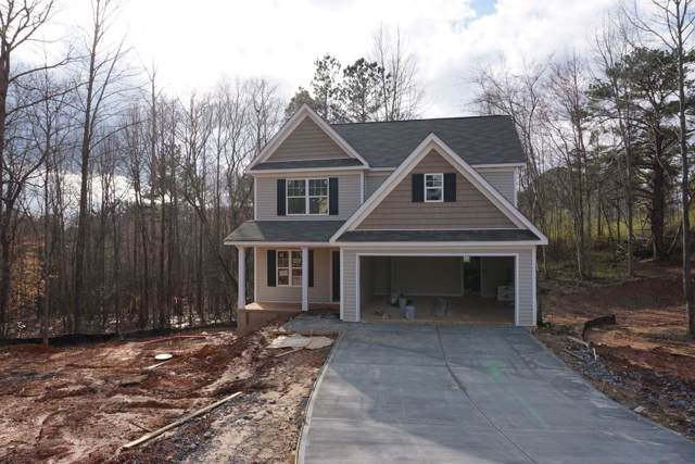 205 Randall Drive, Rockmart, GA 30153 (MLS #6607239) :: Kennesaw Life Real Estate