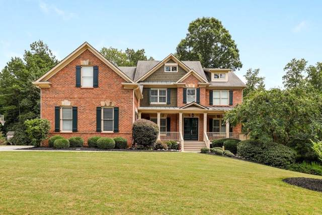 14651 Timber Point, Alpharetta, GA 30004 (MLS #6607261) :: The Heyl Group at Keller Williams