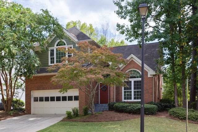 1489 Laurel Park Circle NE, Atlanta, GA 30329 (MLS #6607263) :: RE/MAX Paramount Properties