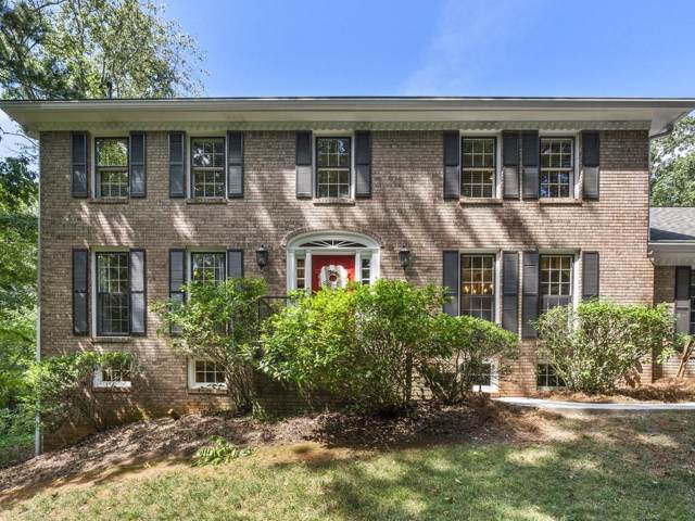 536 Keeler Woods Drive, Marietta, GA 30064 (MLS #6607278) :: The Zac Team @ RE/MAX Metro Atlanta