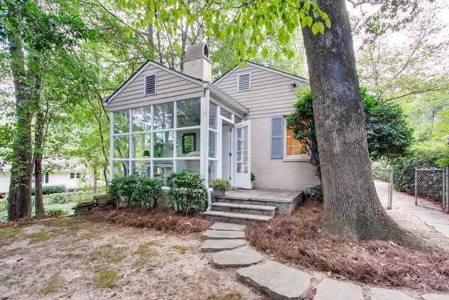 2505 Brookwood Drive NE, Atlanta, GA 30305 (MLS #6607284) :: RE/MAX Paramount Properties