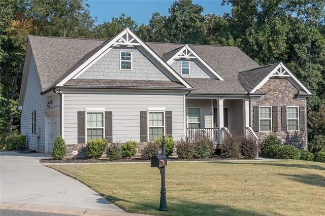 6145 Providence Lake Drive, Gainesville, GA 30506 (MLS #6607285) :: RE/MAX Paramount Properties