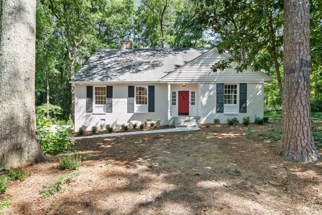 488 Whitlock Avenue NW, Marietta, GA 30064 (MLS #6607287) :: The Zac Team @ RE/MAX Metro Atlanta