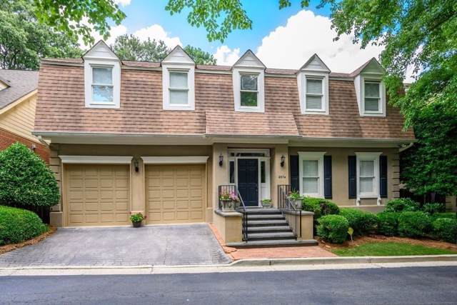 2874 Bainbridge Way SE, Atlanta, GA 30339 (MLS #6607290) :: Iconic Living Real Estate Professionals