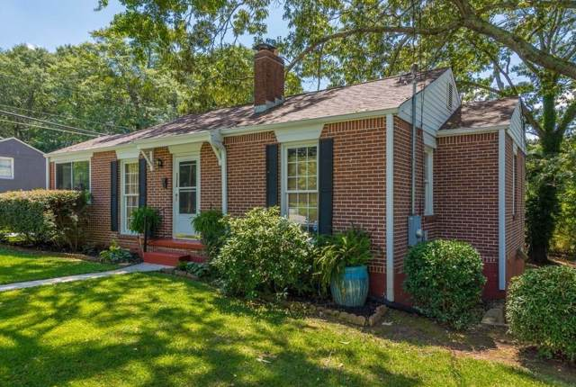 1324 E Forrest Avenue, East Point, GA 30344 (MLS #6607291) :: North Atlanta Home Team