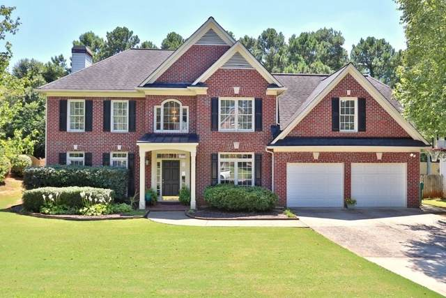 245 Devon Mill Court, Alpharetta, GA 30005 (MLS #6607306) :: Charlie Ballard Real Estate