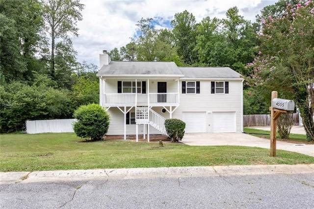 4555 Jamerson Forest Parkway, Marietta, GA 30066 (MLS #6607312) :: Kennesaw Life Real Estate