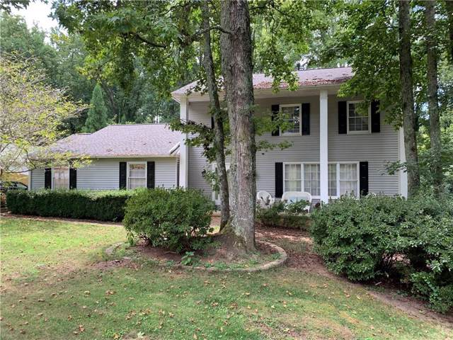 641 Willow Ridge Drive NE, Marietta, GA 30068 (MLS #6607325) :: KELLY+CO