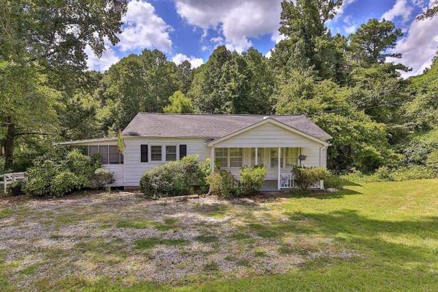9320 Coleman Road, Roswell, GA 30075 (MLS #6607328) :: KELLY+CO