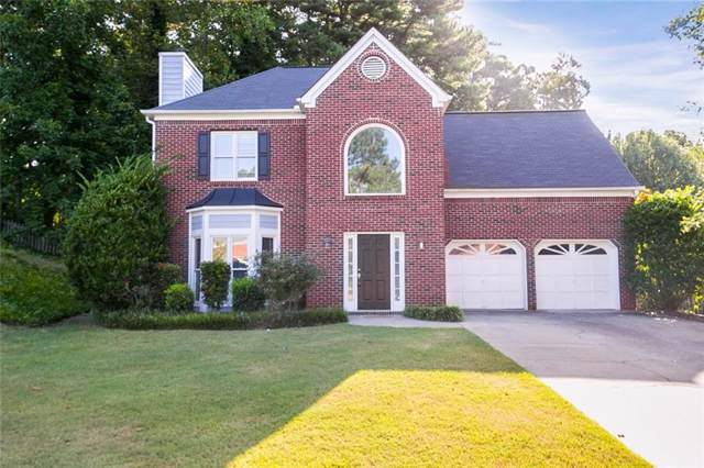 2004 Cobblewood Drive NW, Kennesaw, GA 30152 (MLS #6607330) :: Kennesaw Life Real Estate