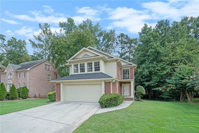 6311 Southland Forest Drive, Stone Mountain, GA 30087 (MLS #6607338) :: The North Georgia Group