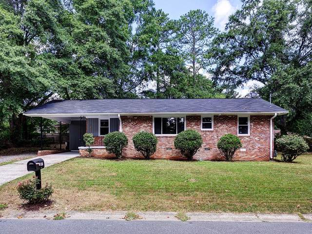 891 Richard Street NE, Marietta, GA 30060 (MLS #6607380) :: KELLY+CO