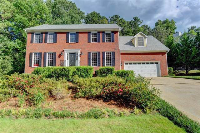 130 Spring Ridge Drive, Roswell, GA 30076 (MLS #6607394) :: KELLY+CO