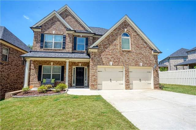 900 Channel Drive, Lawrenceville, GA 30046 (MLS #6607397) :: The Realty Queen Team