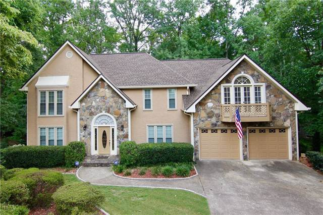 4522 Club House Drive, Marietta, GA 30066 (MLS #6607405) :: The Cowan Connection Team