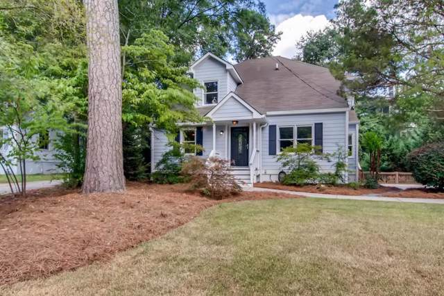 2386 Johnson Ferry Road NE, Atlanta, GA 30341 (MLS #6607408) :: Iconic Living Real Estate Professionals