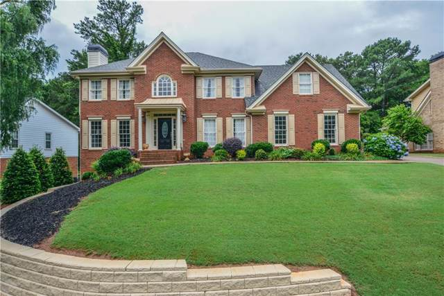 10840 Tuxford Drive, Alpharetta, GA 30022 (MLS #6607425) :: The Heyl Group at Keller Williams