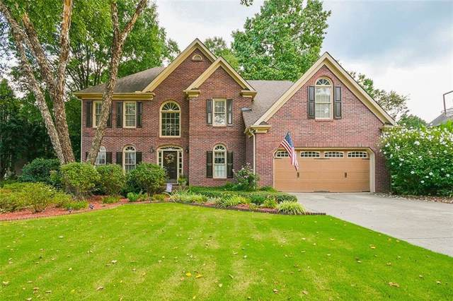 966 Fairlong Drive NW, Acworth, GA 30101 (MLS #6607429) :: Kennesaw Life Real Estate