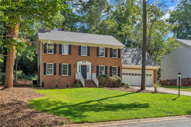 1256 Plymouth Drive, Lilburn, GA 30047 (MLS #6607432) :: The Realty Queen Team