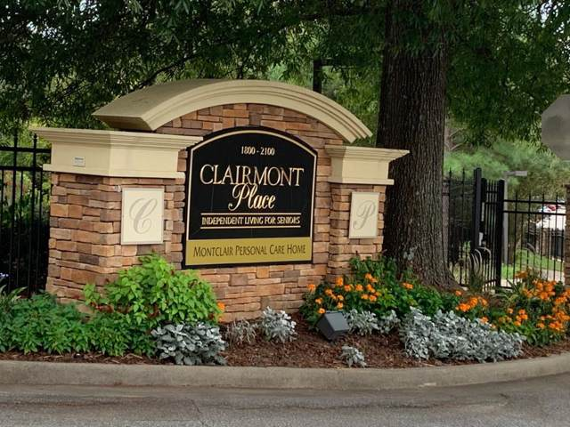 1800 Clairmont Lake #130, Decatur, GA 30033 (MLS #6607444) :: RE/MAX Paramount Properties