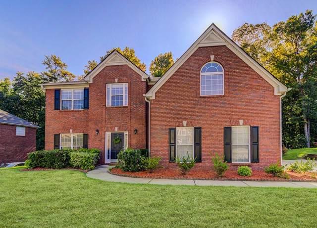 1211 Saxony Drive SE, Conyers, GA 30013 (MLS #6607445) :: RE/MAX Paramount Properties