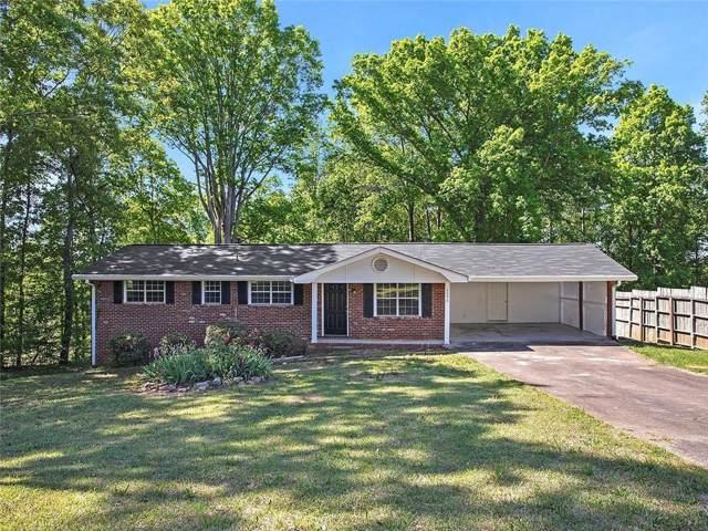 6096 Pebble Drive, Douglasville, GA 30135 (MLS #6607456) :: Kennesaw Life Real Estate