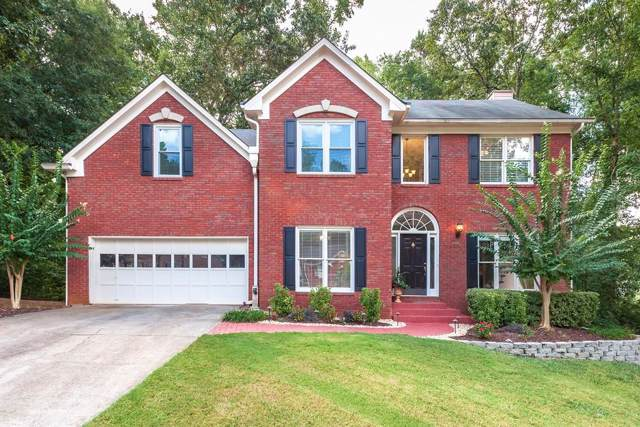732 Henderson Court, Lawrenceville, GA 30043 (MLS #6607459) :: The Stadler Group