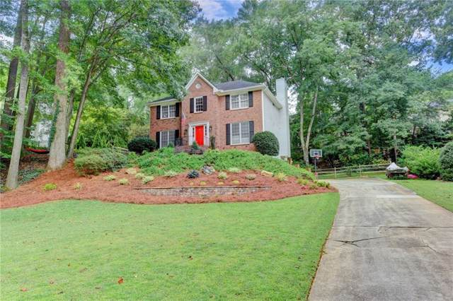 3682 Frederica Road, Berkeley Lake, GA 30096 (MLS #6607476) :: North Atlanta Home Team