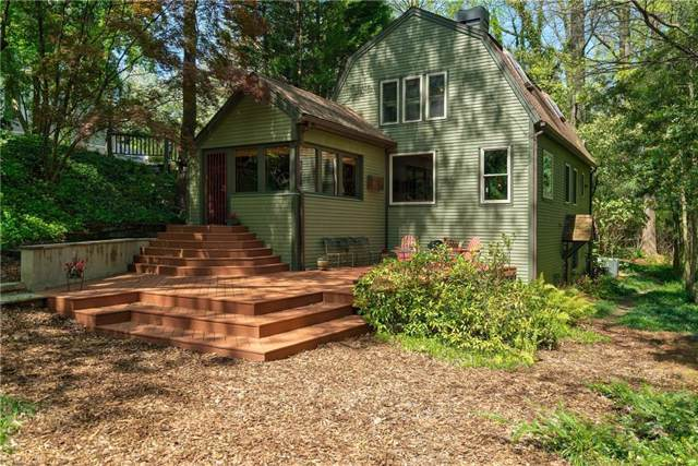 201 Peachtree Circle, Atlanta, GA 30309 (MLS #6607498) :: Dillard and Company Realty Group