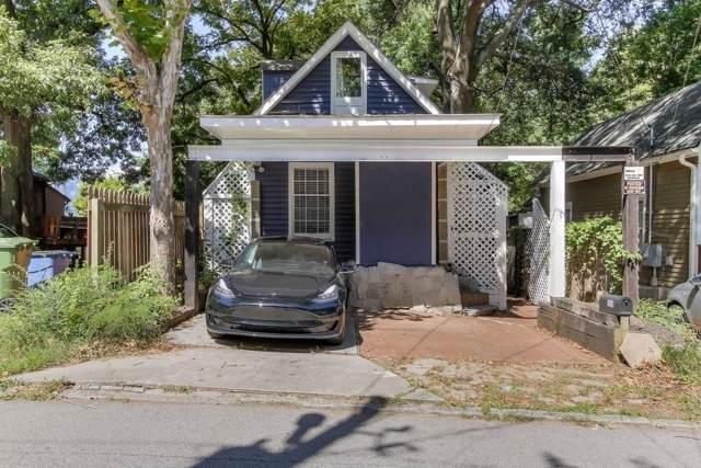 1018 Curran Street NW, Atlanta, GA 30318 (MLS #6607511) :: The Hinsons - Mike Hinson & Harriet Hinson