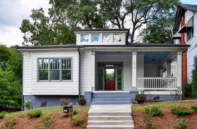 1025 Oak Street SW, Atlanta, GA 30310 (MLS #6607516) :: KELLY+CO