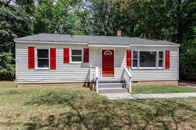 126 Strickland Drive SW, Mableton, GA 30126 (MLS #6607529) :: Kennesaw Life Real Estate