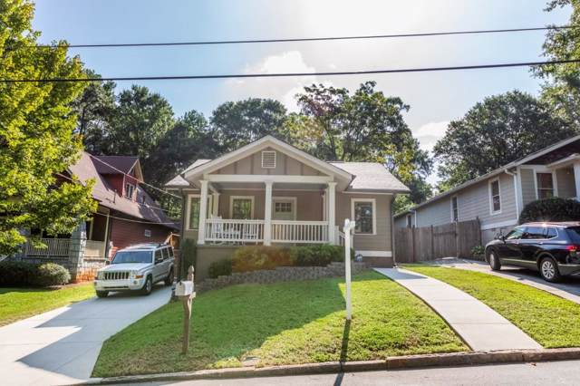 478 Pasley Avenue SE, Atlanta, GA 30316 (MLS #6607534) :: The Cowan Connection Team