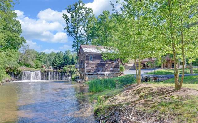 55 Mill Creek Trail, Cleveland, GA 30528 (MLS #6607554) :: Path & Post Real Estate