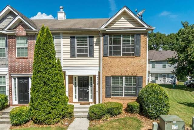 2883 Vining Ridge Terrace, Decatur, GA 30034 (MLS #6607579) :: The Heyl Group at Keller Williams