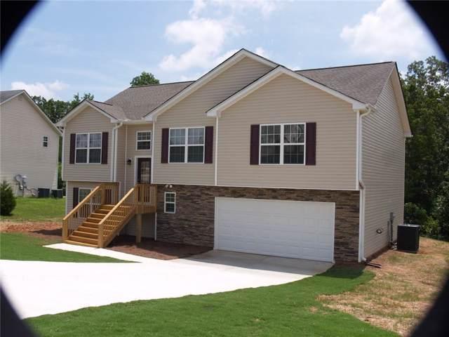 3441 Silver Wood Walk, Gainesville, GA 30507 (MLS #6607593) :: RE/MAX Paramount Properties