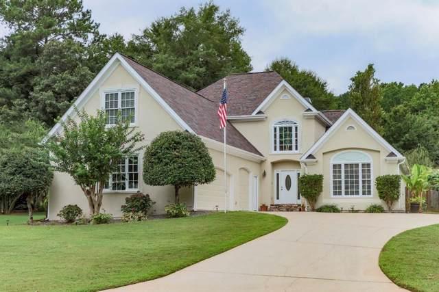 361 Carl Creek Trail NW, Kennesaw, GA 30152 (MLS #6607618) :: North Atlanta Home Team