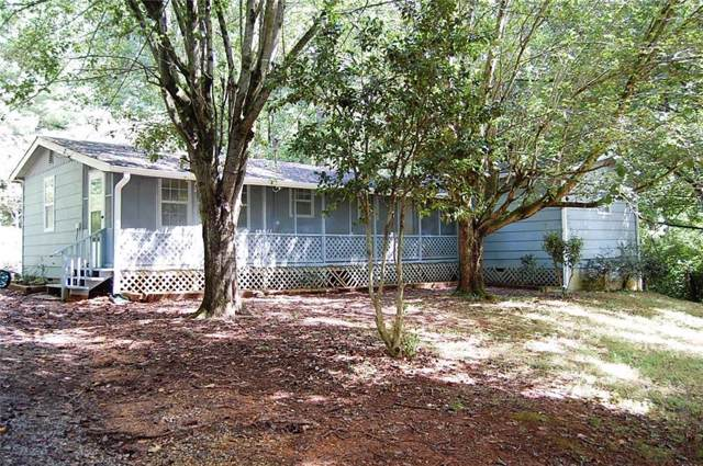 117 Mountain View Drive, Jasper, GA 30143 (MLS #6607636) :: Path & Post Real Estate