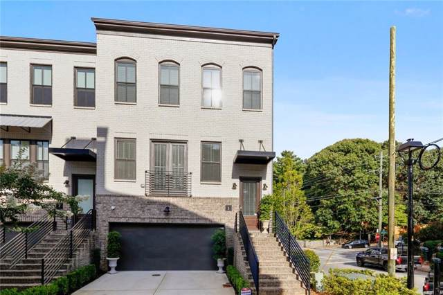 1388 La France Street NE #1, Atlanta, GA 30307 (MLS #6607669) :: North Atlanta Home Team