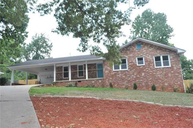4384 Herschel Road, College Park, GA 30337 (MLS #6607676) :: The Hinsons - Mike Hinson & Harriet Hinson