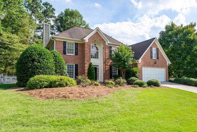 1109 Grand Oaks Glen NW, Marietta, GA 30064 (MLS #6607707) :: The Hinsons - Mike Hinson & Harriet Hinson