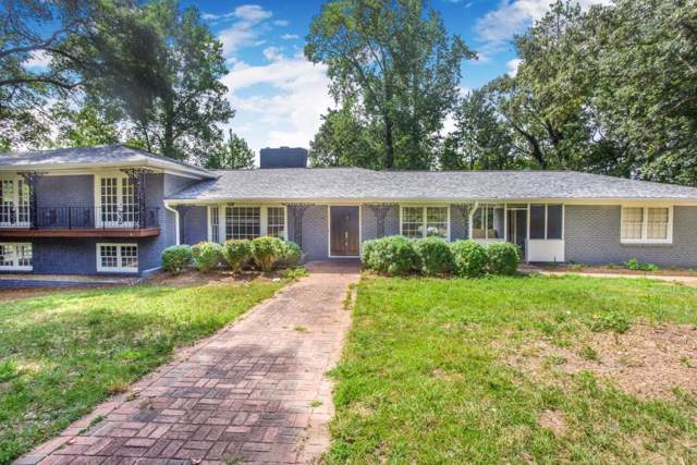 2107 Carriage Drive, Morrow, GA 30260 (MLS #6607709) :: Iconic Living Real Estate Professionals