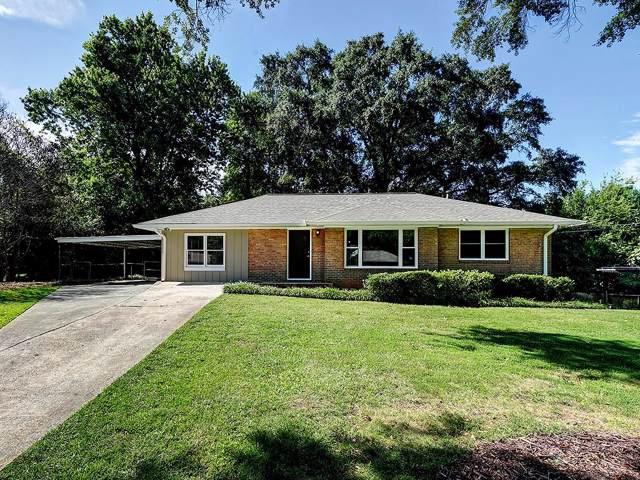 1180 Starline Drive SE, Smyrna, GA 30080 (MLS #6607722) :: North Atlanta Home Team