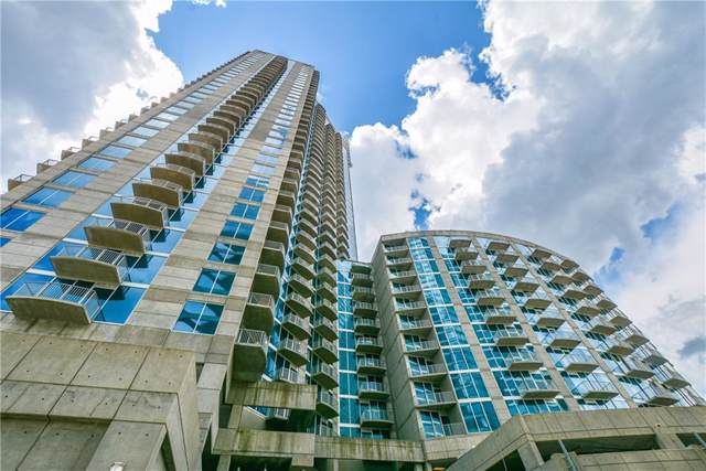 400 W Peachtree Street NW #2309, Atlanta, GA 30308 (MLS #6607735) :: The Hinsons - Mike Hinson & Harriet Hinson