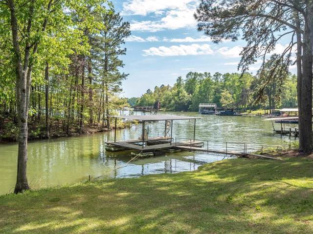 215 Woodland Circle, Dawsonville, GA 30534 (MLS #6607739) :: The Realty Queen Team
