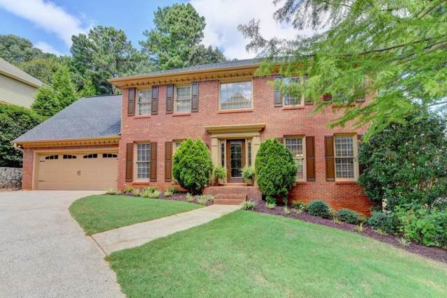 2810 Abbottswell Drive, Alpharetta, GA 30022 (MLS #6607858) :: North Atlanta Home Team