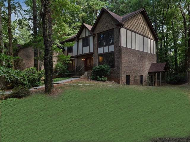 7501 Auden Trail, Sandy Springs, GA 30350 (MLS #6607902) :: North Atlanta Home Team
